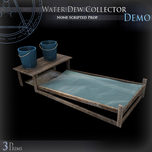 (Demo) Water Dew Collector