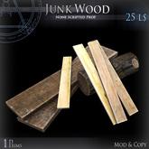 (Box) Junk Wood