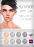 [Bay Harbor] Grant Skin - Tint 1