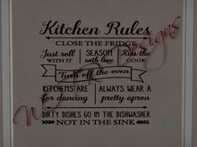 Kitchen Rules