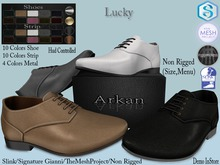 [Wear me].::Arkan::. Shoes Formal Lucky Slink/Gianni/TMP