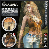 [RnR] Swag Little Dove Native American & Country Western Outfit