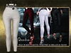 :ALTER:: Qendra High Waist Pants / Maitreya, Belleza, SLink - WHITE