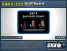 Shx sbn3 210