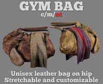 PFC~Gym bag
