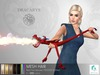 rezology Dracarys (RIGGED mesh hair) NS - 2150 complexity