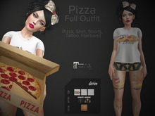 DATUM // Pizza Outfit - MAITREYA ♀