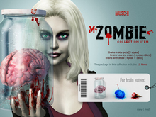 MyZOMBIE Collection // MUSCHI