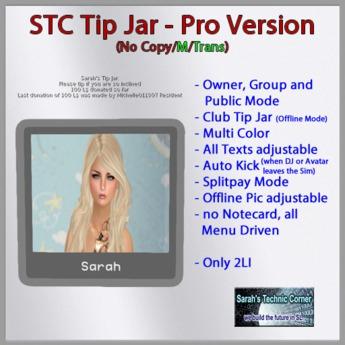 STC Club / DJ TipJar - Pro [Transfer]