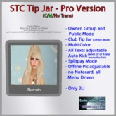 STC Club / DJ TipJar - Pro