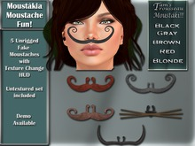 [TKS] Basics  - Moustaki  (Moustache!)