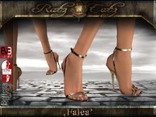 .: RatzCatz :. Heel Sandals 'Falea'