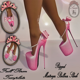 * Sexia Shoes Babygirls Full Perm Mesh