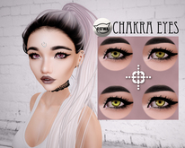s*wytch Chakra Catwa Eyes- Solar Plexus Pack