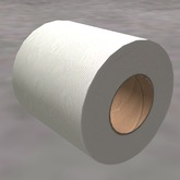 *PD* Toilet Paper thrower