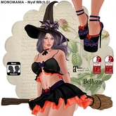 MONOMANIA - Myst Witch 01