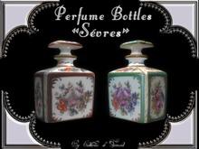 """""""CdT"""" Perfume Bottles """"Sevres"""""""