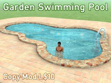 TBF Garden Swimming Pool