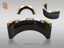 [DS] Reception Desk 2