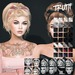 TRUTH Lady (Mesh Hair) - Grayscale