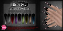 DP - Koffin Nails - Astralia Stiletto- Something Wicked