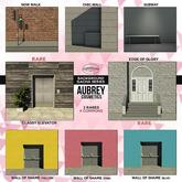 Aubrey // The Background Gacha Series I / Fatpack