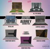 Aubrey // The Background Gacha Series II / Fatpack