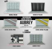 Aubrey // The Background Gacha Series III / Fatpack