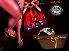 + Occult + Mayou Geta Flower (UNRRIGGED) V1
