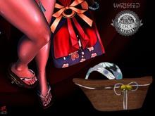 + Occult + Mayou Geta Flower (UNRRIGGED)V2