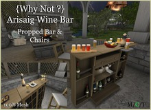 {Why Not ?} Arisaig Wine Bar-Boxed