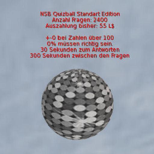 NSB Quizball SE (Paket)