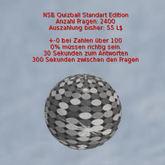 NSB Quizball Standart Edition