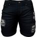 RIOT / Emery Denim Shorts - Blue17   Men's Belleza / Slink / Adam / Signature