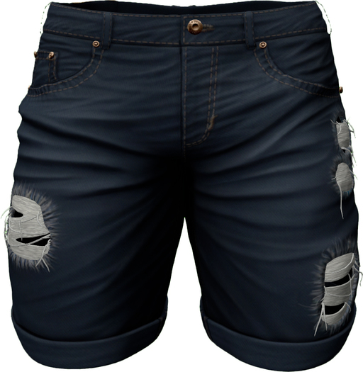RIOT / Emery Denim Shorts - Blue22   Men's Belleza / Slink / Adam / Signature