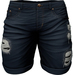 RIOT / Emery Denim Shorts - Blue22