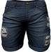 RIOT / Emery Denim Shorts - Blue30   Men's Belleza / Slink / Adam / Signature
