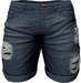 RIOT / Emery Denim Shorts - Blue34   Men's Belleza / Slink / Adam / Signature