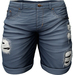 RIOT / Emery Denim Shorts - Blue46   Men's Belleza / Slink / Adam / Signature