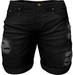 RIOT / Emery Denim Shorts - Slate
