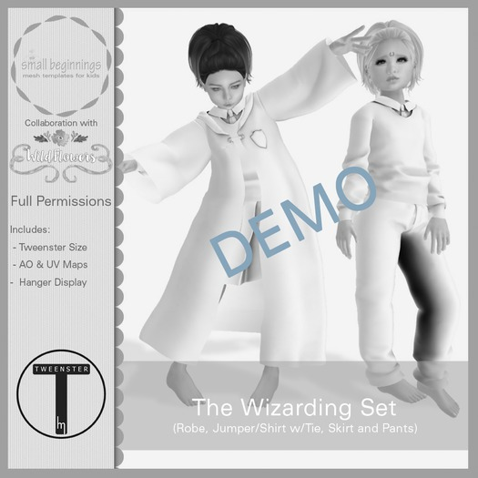 {WF&SB} Demo - The Wizarding Set Tweenster {Box}