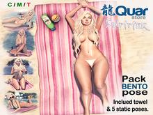 Quar store - Summer (Pose pack)