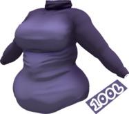 [KD] Elyn UsedPurple Huggle SweatShirt