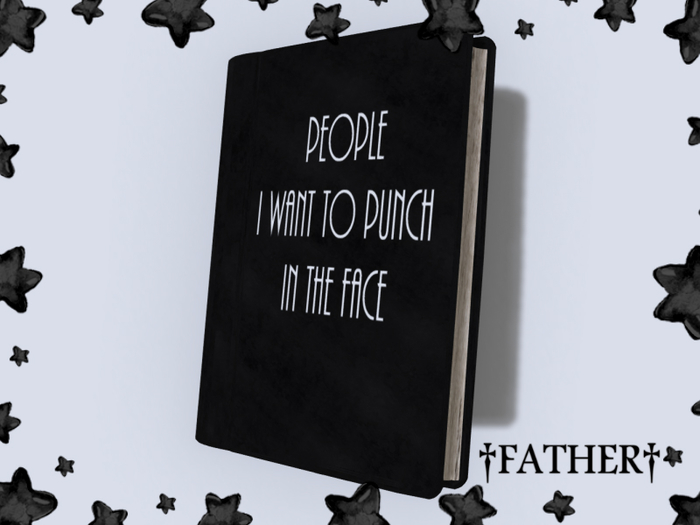 +FATHER+ Book - Punch