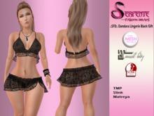 .:SFD:. Dandara Lingerie Black Gift