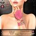 [[ Masoom ]] Sibyl Bento gloves Rose Pink