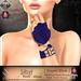 [[ Masoom ]] Sibyl Bento gloves Royal Blue
