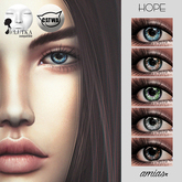 amias - HOPE eyes (CATWA, LELUTKA)