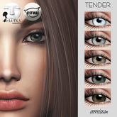 amias - TENDER eyes (CATWA, LELUTKA)