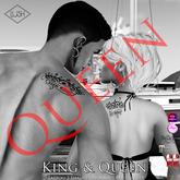 Lush - His Queen - Tattoo - Omega, Slink, Maitreya, Belleza